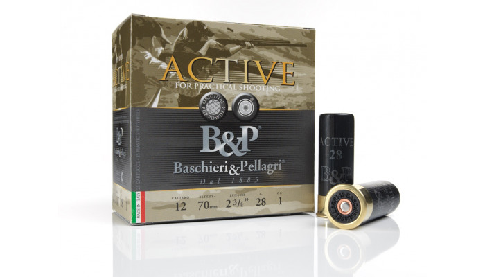 Baschieri & Pellagri Active 28 12/70 28g