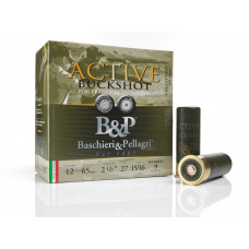Baschieri & Pellagri Active BuckShot 12/65 27g
