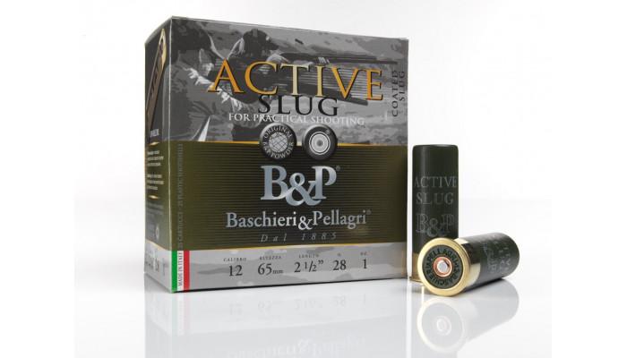 Baschieri & Pellagri Active Slug 12/65 28g