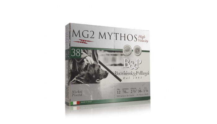 Baschieri & Pellagri MG2 Mythos 38HV 12/70 38g