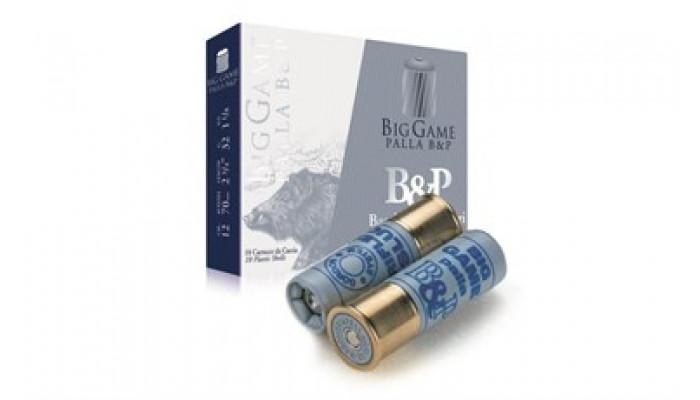 Baschieri & Pellagri Big Game Palla B&P 12/70
