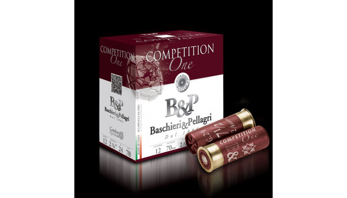 Baschieri & Pellagri Competition One T2 12/70 28g