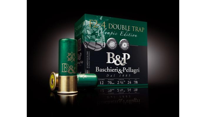 Baschieri & Pellagri F2 4DoubleTrap 12/70 24g