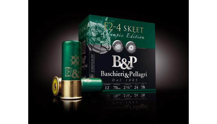 Baschieri & Pellagri F2 4Skeet 12/70 24g