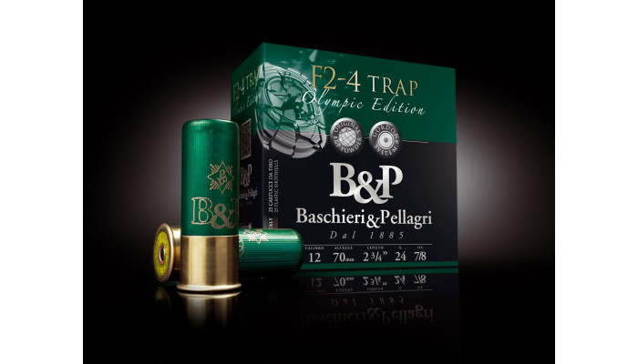 Baschieri & Pellagri F2 4Trap 12/70 24g