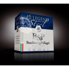 Baschieri & Pellagri F2 Legend Pro-Steel 12/70 24g