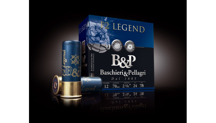 Baschieri & Pellagri F2 Legend 12/70 28g