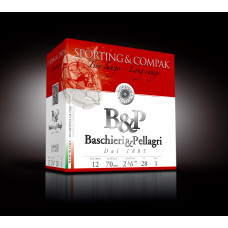Baschieri & Pellagri Sporting&Compak 12/70 28g