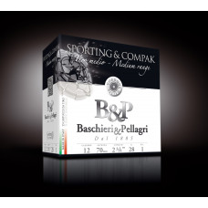 Baschieri & Pellagri Sporting&Compak Medium Range 12/70 28g