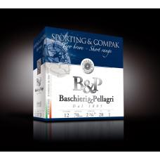 Baschieri & Pellagri Sporting&Compak Short Range 12/70 28g