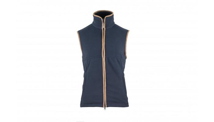 Jack Pyke Countryman fleecová vesta - Námořní modrá