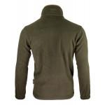 Jack Pyke Countryman fleecová bunda - Tmavě zelená