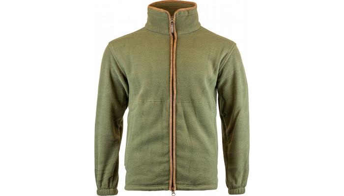 Jack Pyke Countryman fleecová bunda - Světle zelená