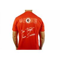 Laporte - Tričko červené