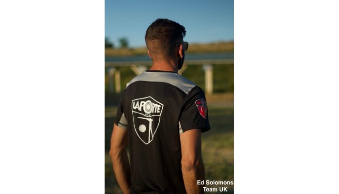 Laporte - Tričko černé Technical