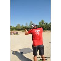 Laporte - Tričko červené Technical
