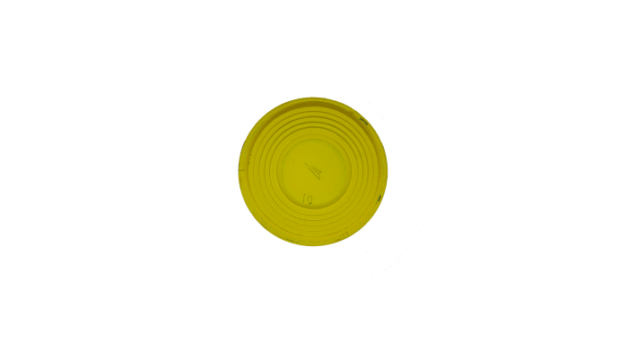 Laporte terč - Competition Standard - Yellow