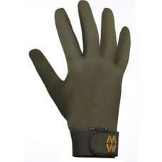 MacWet Climatec - střelecké rukavice zimní - zelené - dlouhá manžeta
