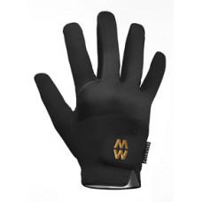 MacWet Climatec - střelecké rukavice zimní - černé - krátká manžeta
