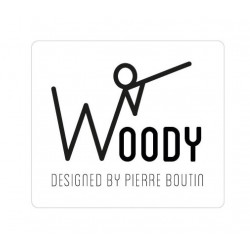Woody by Pierre Boutin