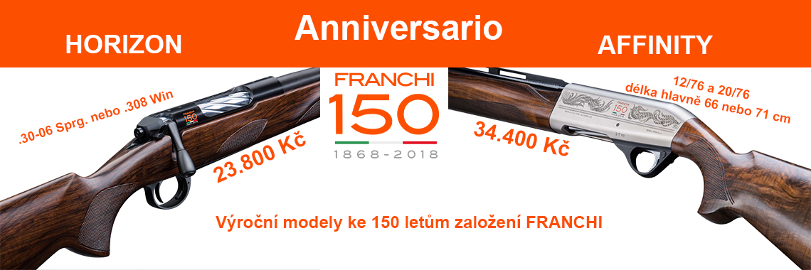FRANCHI Anniversario